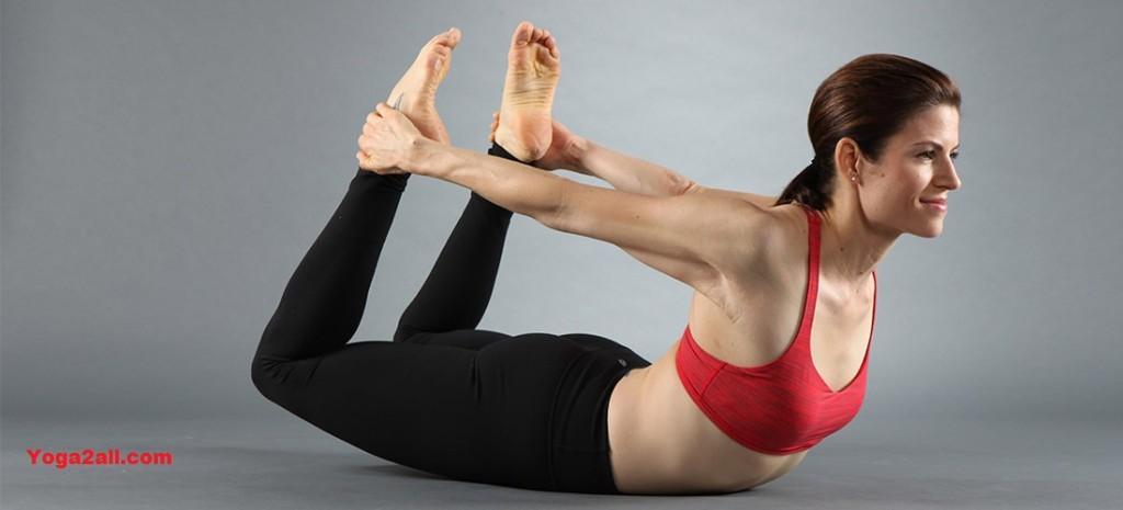 Yoga Bow Pose for Diabetes